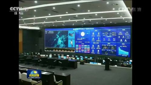 """央视新闻联播点赞江苏省邮电规划设计院""""智慧南京"""""""